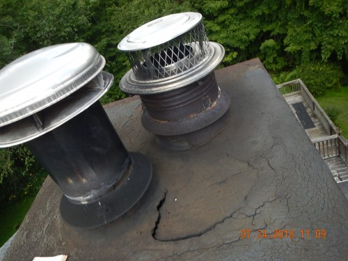 Chimney Caps Chase Pan Covers James Ball Llc James